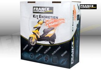 Pack entretien France Equipement