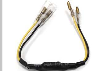 Cable relais électronique pour clignotant