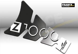 Protège réservoir 213x128 mm Z1000