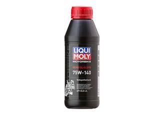 Huile de Boîte 100% Synthèse Liqui Moly GL5 VS 75W140