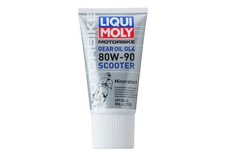 Huile de Boîte Minérale GL4 Liqui Moly 80W90