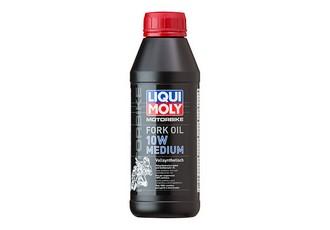 Huile de fourche Liqui Moly 10W medium