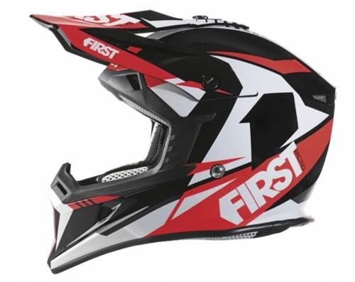 Casque cross First Racing T3