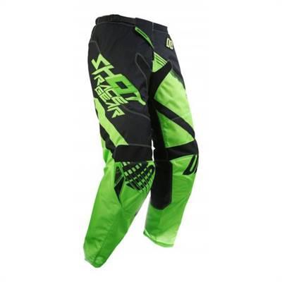 Pantalon Shot Claw Vert