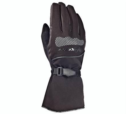 Gant moto textile Ixon RS Dry HP noir