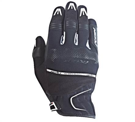 Gant Ete Textile/Cuir Ixon Rs Lap Noir/Blanc