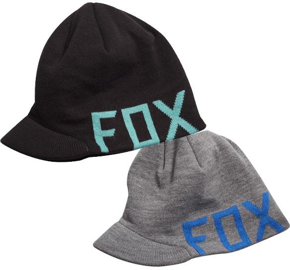 Bonnet Fox à visière Ploy