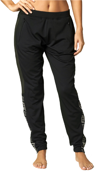 Pantalon Fox race Noir