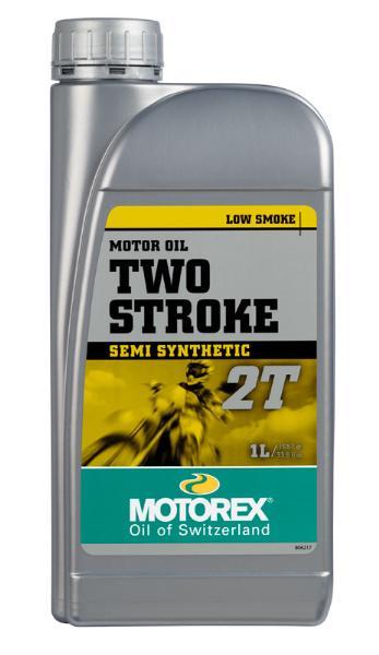 Huile Motorex 2 Stroke 2T 1 litre