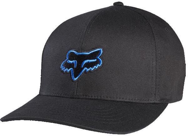 Casquette Fox Legacy Noir Bleu Flexfit