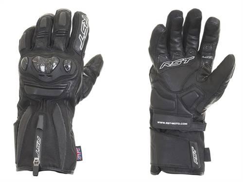 Gants RST Paragon V CE Waterproof cuir/textile mi-saison