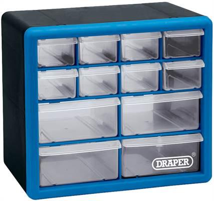 Casier à tiroirs Draper 12 compartiments