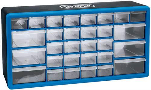 Casier à tiroirs Draper 30 compartiments