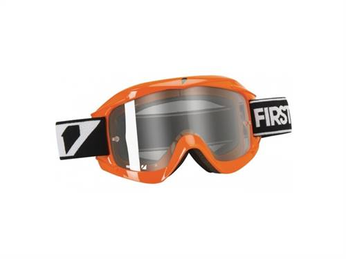Masque cross First Racing Chromatik Orange