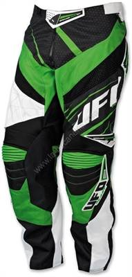 Pantalon cross UFO MX-23 Vert Noir