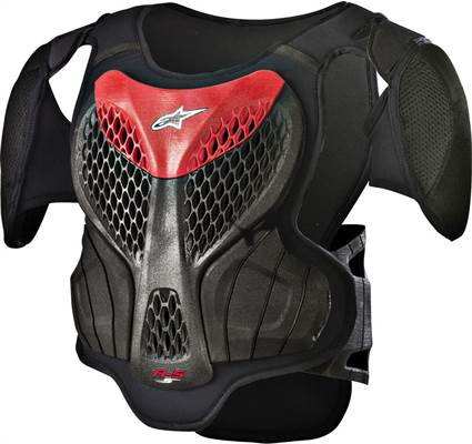 Pare-pierre enfant Alpinestars A-5 S Body armour