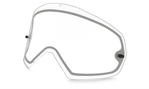 Ecran Oakley Mayhem Transparent