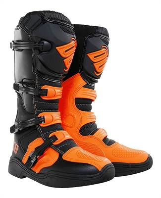 Bottes cross Shot X11 Orange