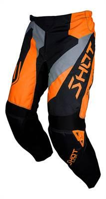 Pantalon cross Shot Devo Alert Orange Fluo