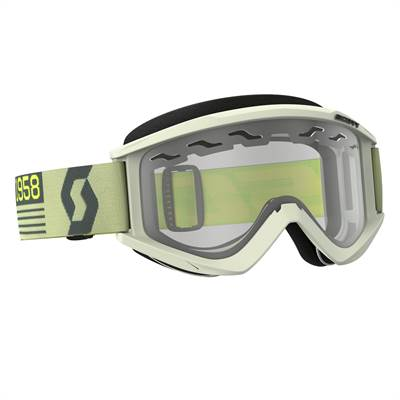 Masque Scott Recoil Xi Enduro Beige