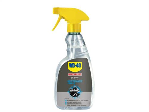 Nettoyant complet WD-40 Specialist Moto Wash spray