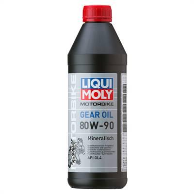 Huile de Boîte Minérale HD Liqui Moly 80W90