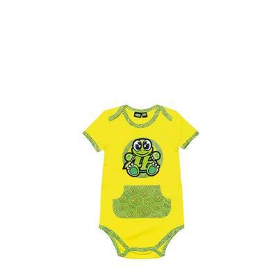Body bébé VR46 jaune