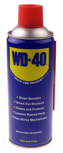 Dégrippant WD-40
