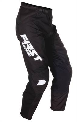 Pantalon cross First Racing Data noir