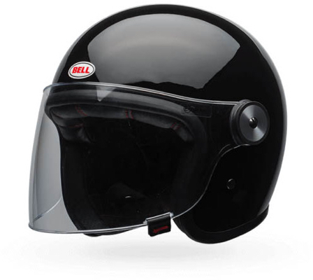 Casque jet Bell Riot Solid