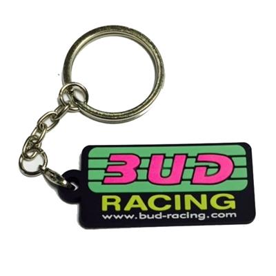 Porte clefs logo BUD Racing
