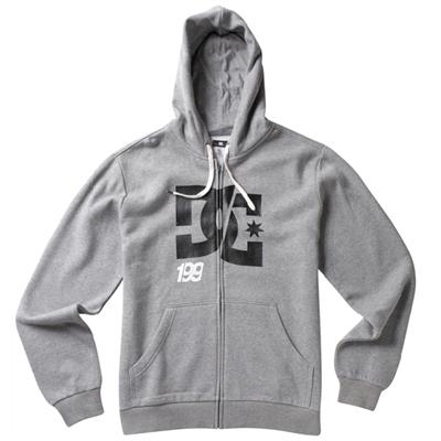 Sweat Shirt Travis Pastrana gris à capuche