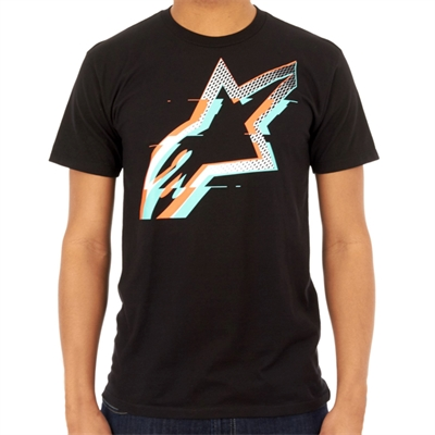 T-shirt Alpinestars Glitch