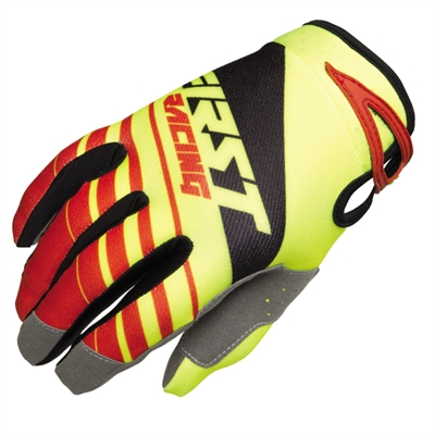 Gants Firstracing Data rouge