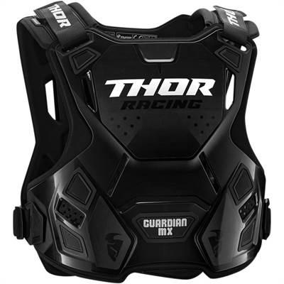 Pare-pierre enfant Thor MX Noir