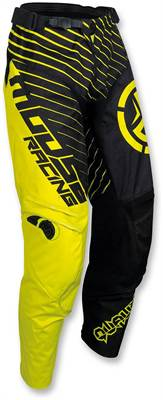 Pantalon cross Moose Racing S18 Qualifier Noir/Jaune