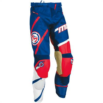 Pantalon cross enfant Moose Racing S7Y M1 Rouge/Bleu