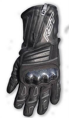 Gants RST Titanium II Outlast CE Waterproof cuir/textile toutes saisons noir