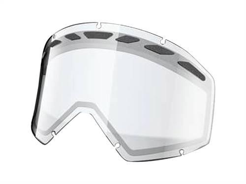 Écran double ventilé de rechange marque Oakley Proven transparent