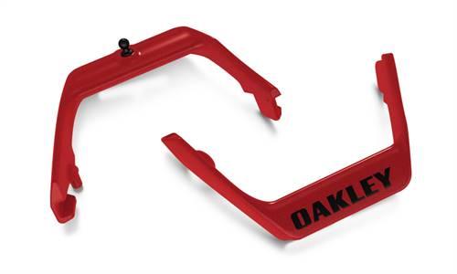 Outriggers marque Oakley Airbrake Metallic