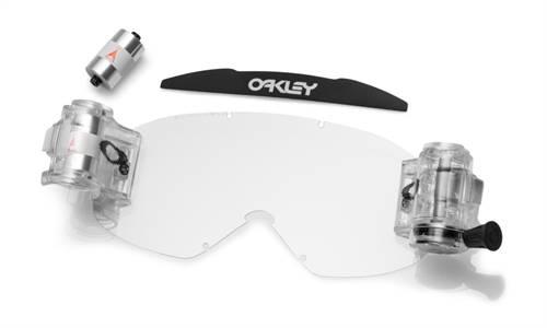 Kit accessoires roll-off marque Oakley O Frame 2.0 transparent