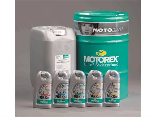 Huile de fourche MOTOREX Racing Fork Oil 7.5W 1L