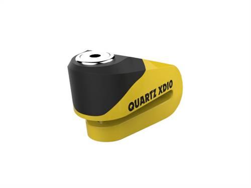 Bloque disque marque Oxford Quartz XD10 diam.10mm couleur jaune/noir