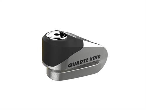 Bloque disque marque Oxford Quartz XD10 diam.10mm couleur inox brossé