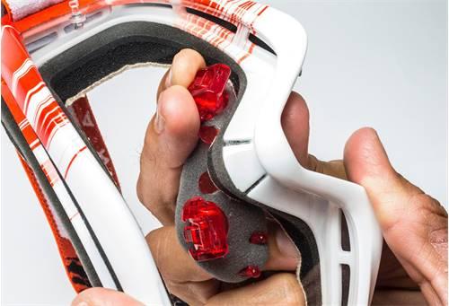 Écarteur nasal ASTERISK AC System pour masque mousse 4 couches