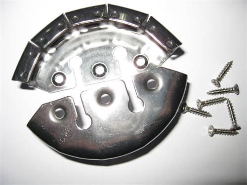 Embouts de botte Supermotard en métal