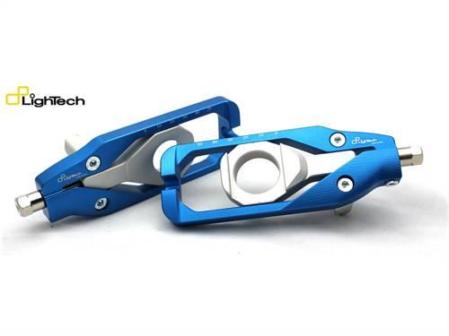Tendeur de chaine marque Lightech Cobalt Yamaha R6 TEY608COB