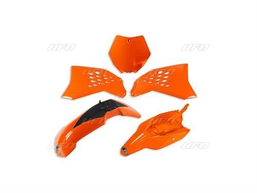 Kit plastiques UFO orange