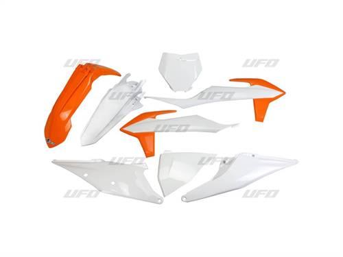 Kit plastiques UFO couleur origine