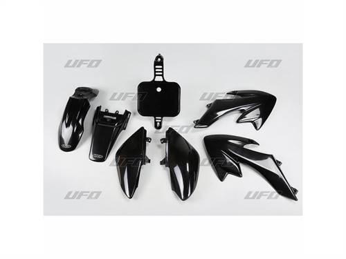 Kit plastiques UFO noir